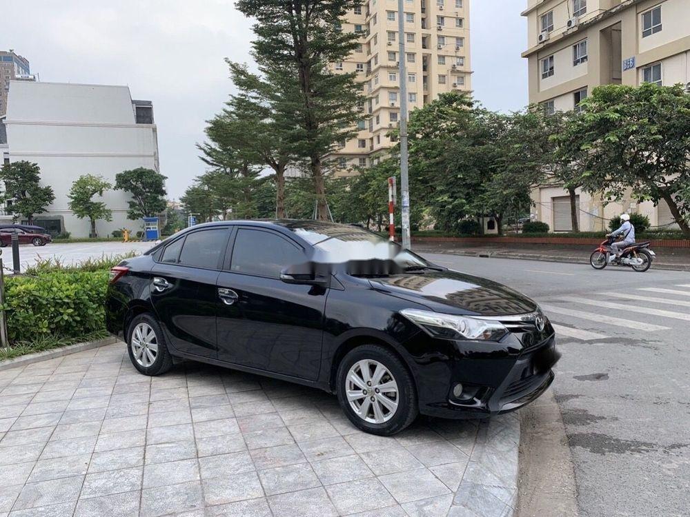 Bán xe Toyota Vios 1.5 G CVT sản xuất 2017, màu đen, giá 505Tr (5)