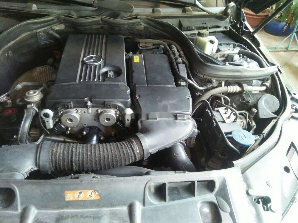 Bán Mercedes C200 2008, màu đen, xe gia đình, 390tr (8)