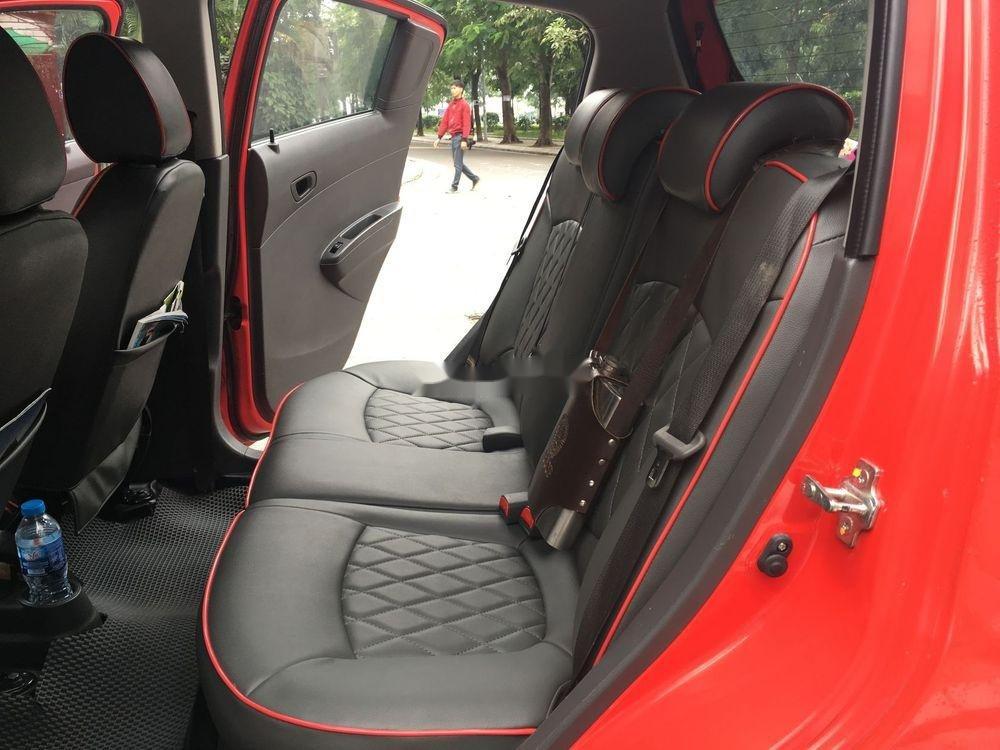 Bán xe Chevrolet Spark năm 2014, màu đỏ, giá 205tr (9)