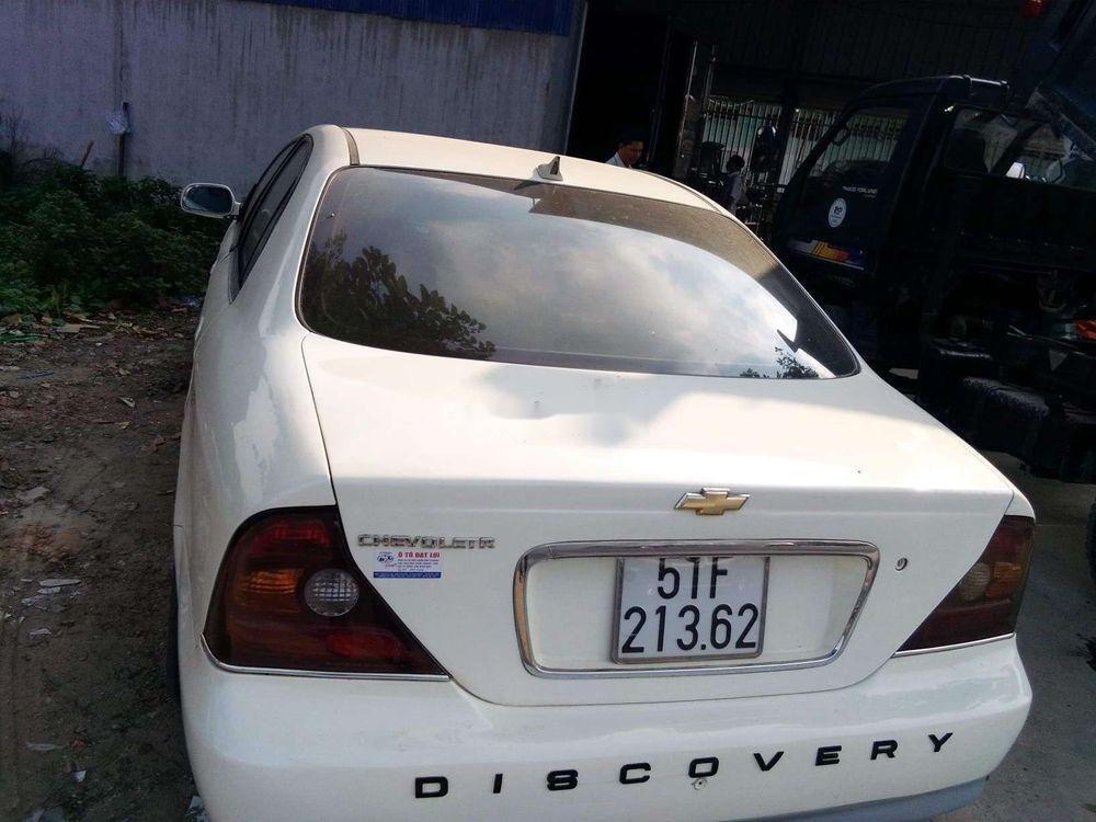 Cần bán lại xe Daewoo Magnus AT năm sản xuất 2004, màu trắng, nhập khẩu, giá 95tr (2)