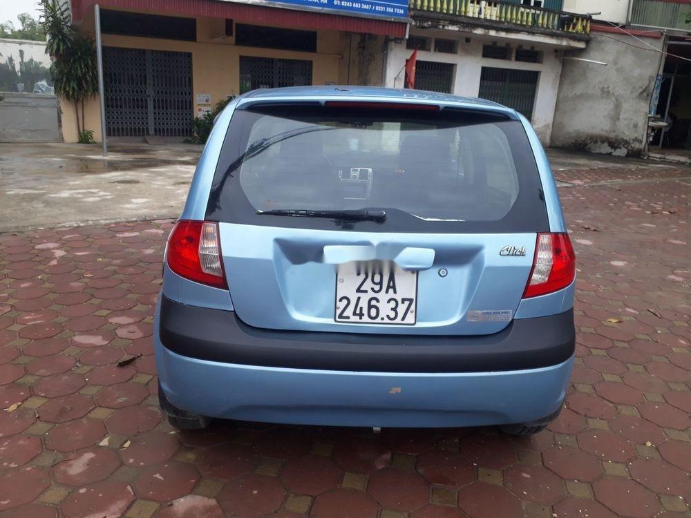 Xe Hyundai Getz MT năm sản xuất 2008, màu xanh lam, xe nhập (3)