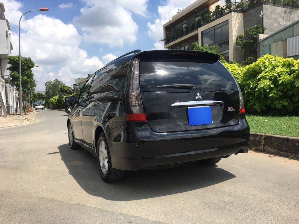 Bán Mitsubishi Grandis đời 2005, màu đen, xe gia đình, giá chỉ 289 triệu (2)