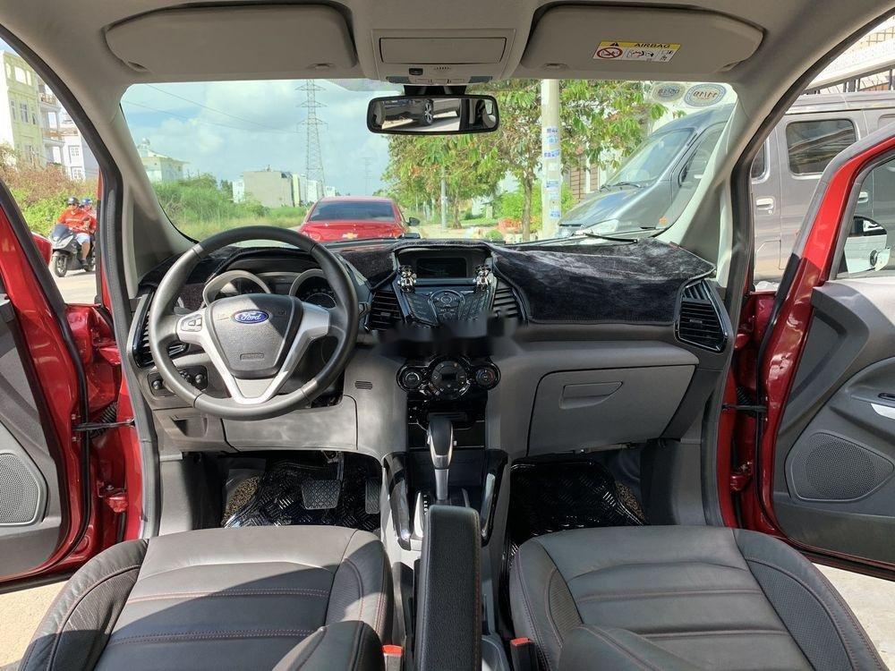 Cần bán xe cũ Ford EcoSport năm 2017, màu đỏ, xe nhập (6)