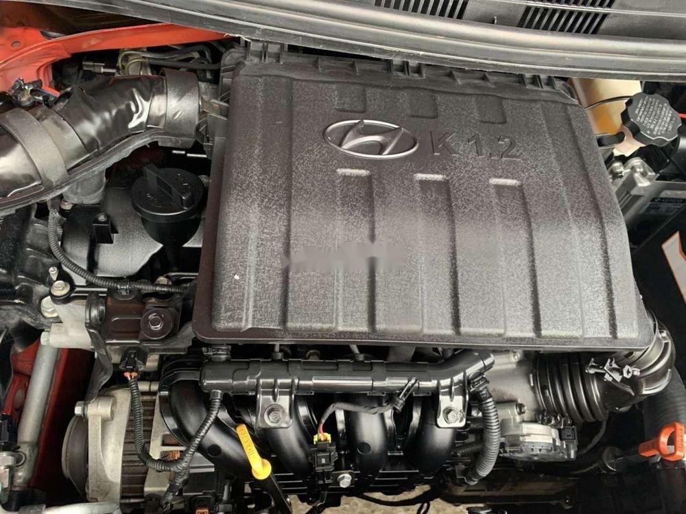 Cần bán Hyundai Grand i10 1.2 đời 2016, màu đỏ, xe nhập xe gia đình (11)