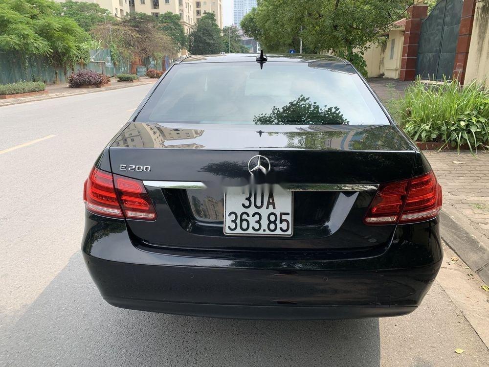 Xe Mercedes E200 đời 2015, màu đen (5)