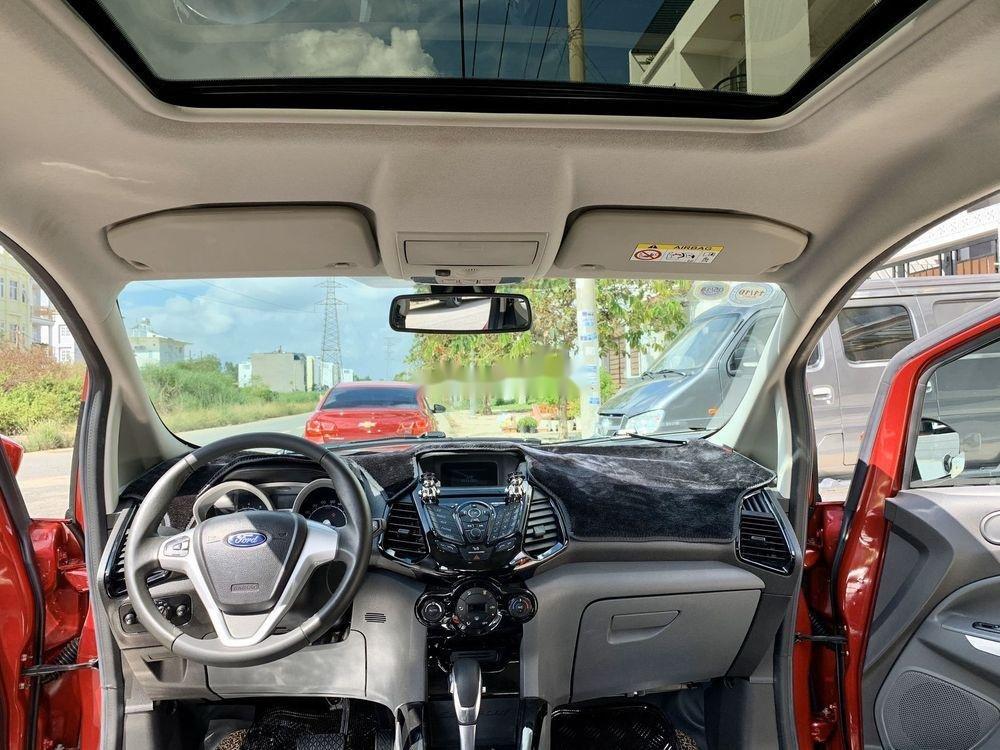 Cần bán xe cũ Ford EcoSport năm 2017, màu đỏ, xe nhập (8)