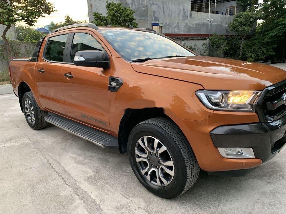 Bán Ford Ranger sản xuất năm 2017, chính chủ, giá cạnh tranh (1)