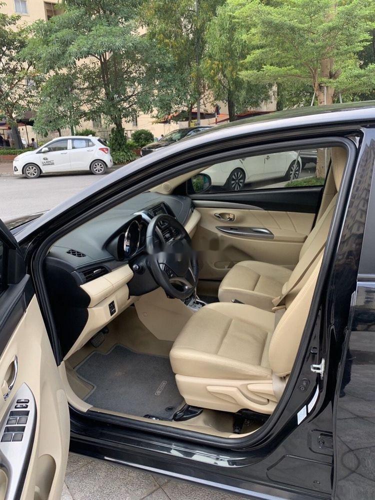 Bán xe Toyota Vios 1.5 G CVT sản xuất 2017, màu đen, giá 505Tr (6)