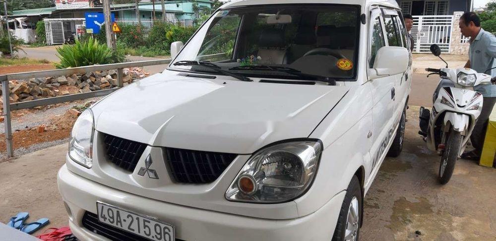 Bán Mitsubishi Jolie MT sản xuất năm 2005, màu trắng, giá chỉ 120 triệu (3)