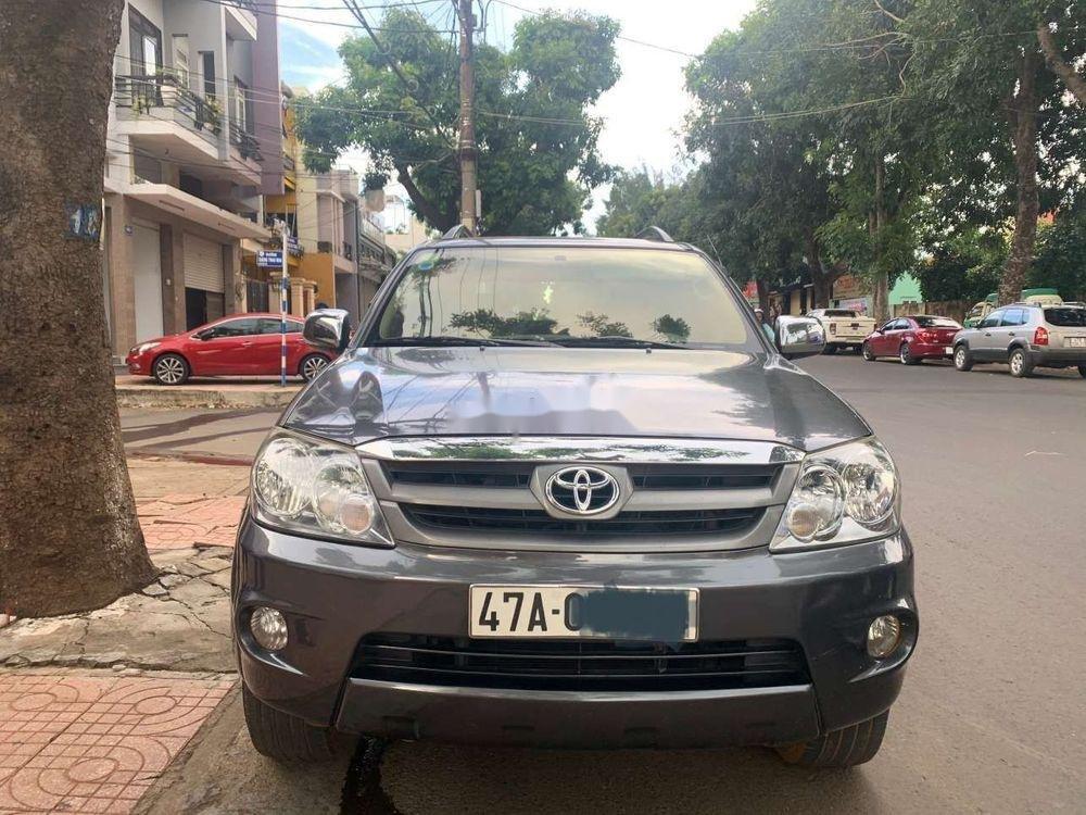 Xe Toyota Fortuner AT năm 2008, nhập khẩu, 469tr (1)
