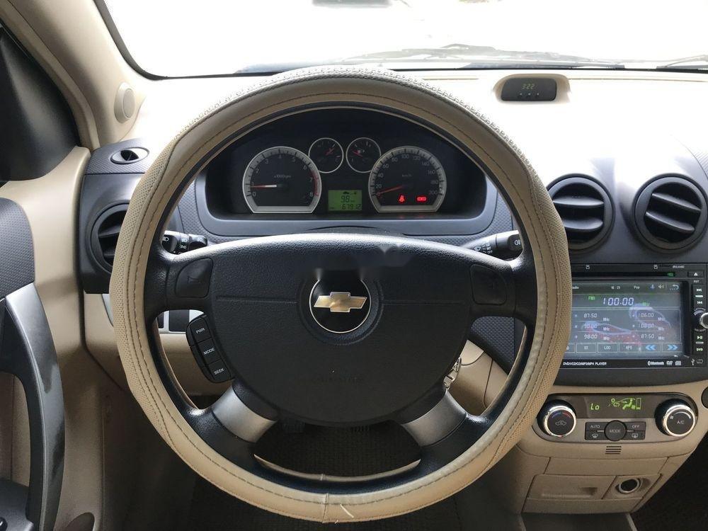 Bán ô tô Chevrolet Aveo 2014, màu trắng (8)