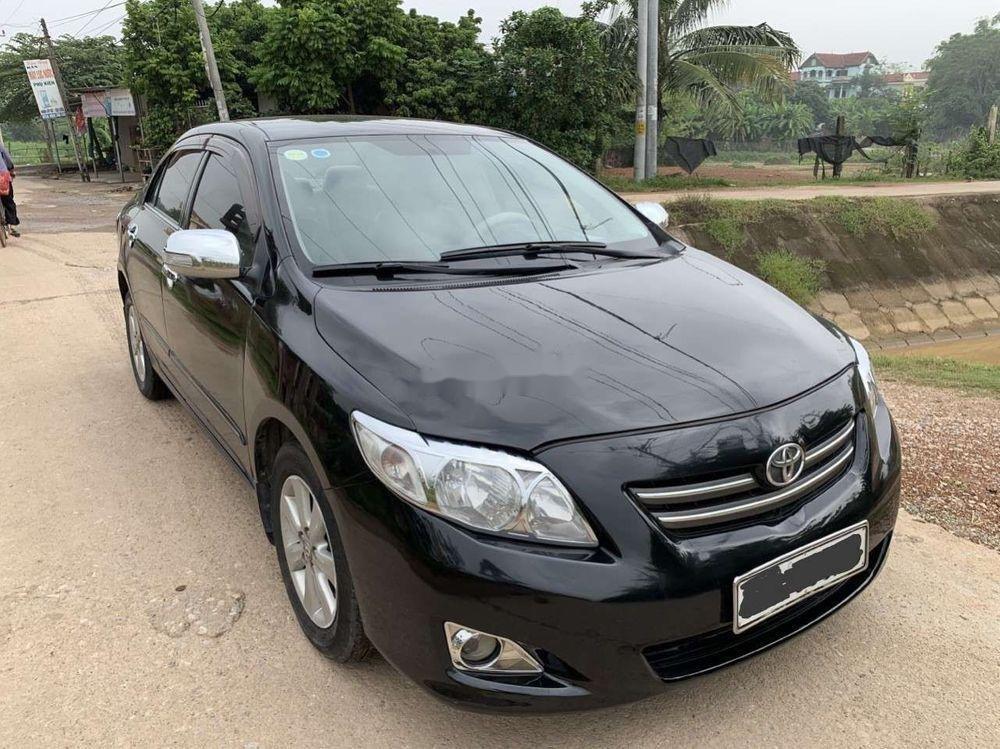 Cần bán Toyota Corolla Altis sản xuất 2008, màu đen, giá chỉ 348 triệu (2)