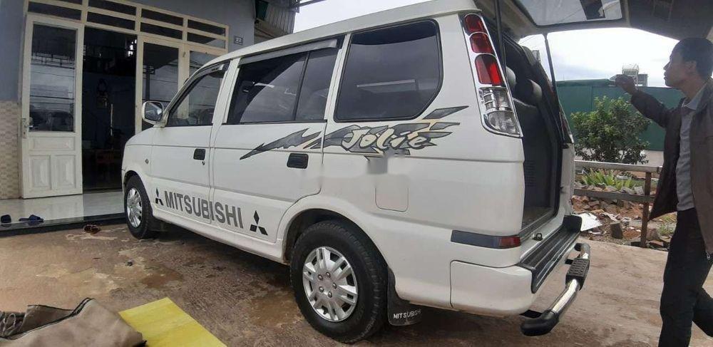 Bán Mitsubishi Jolie MT sản xuất năm 2005, màu trắng, giá chỉ 120 triệu (8)