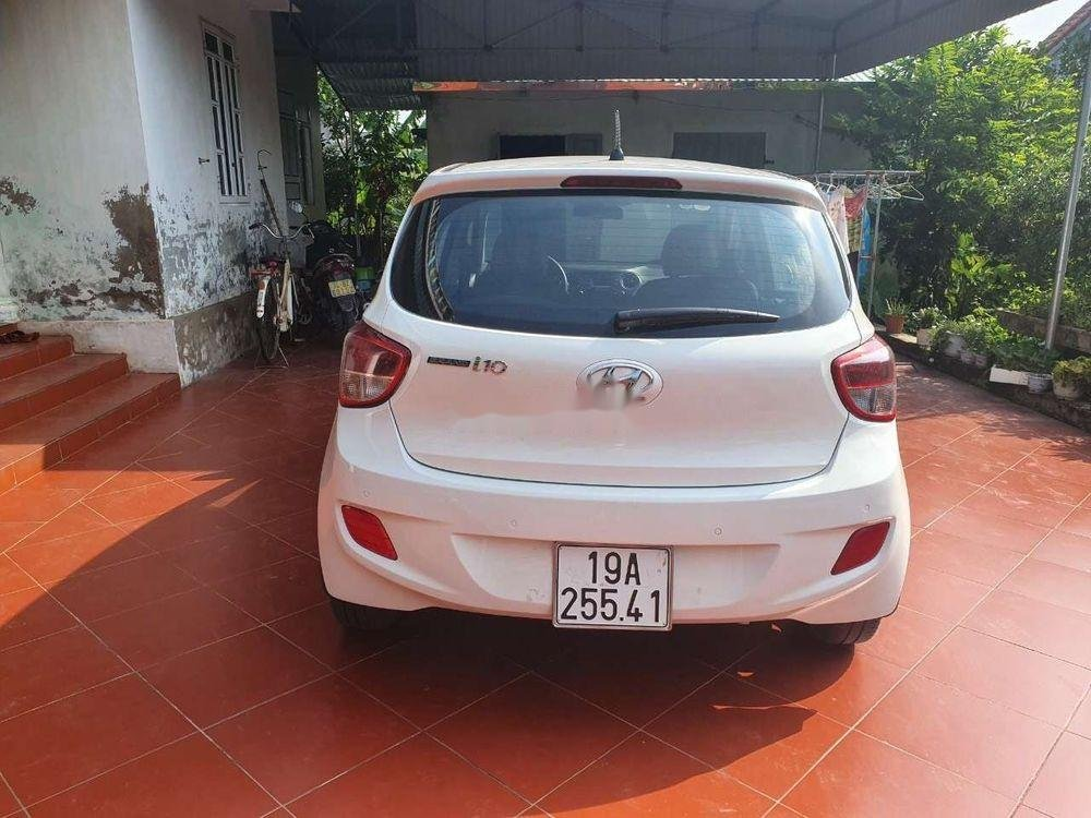 Bán Hyundai Grand i10 đời 2014, màu trắng, xe nhập số tự động, giá tốt (7)