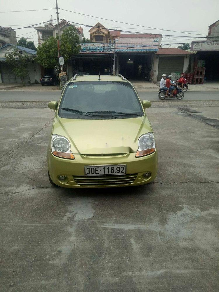 Cần bán xe Chevrolet Spark MT sản xuất 2009, giá tốt (1)