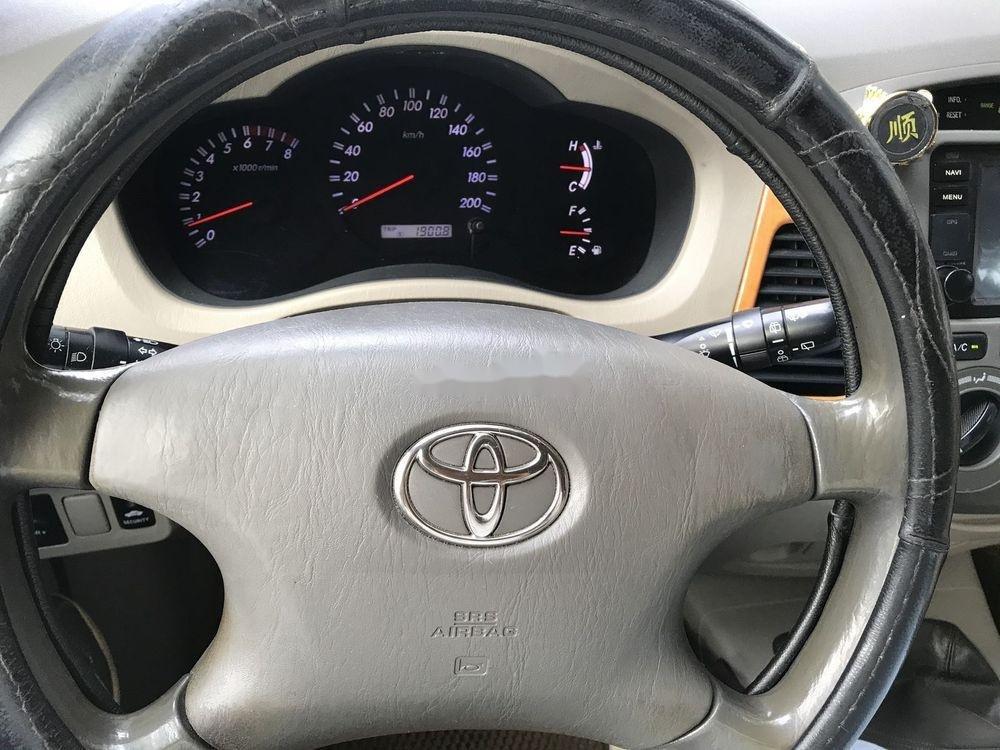 Cần bán Toyota Innova G đời 2010, màu bạc, nhập khẩu nguyên chiếc còn mới, giá chỉ 365 triệu (11)