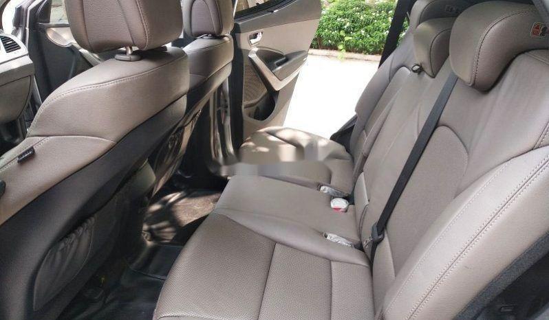Cần bán gấp Hyundai Santa Fe đời 2016, màu bạc, giá 989tr (5)