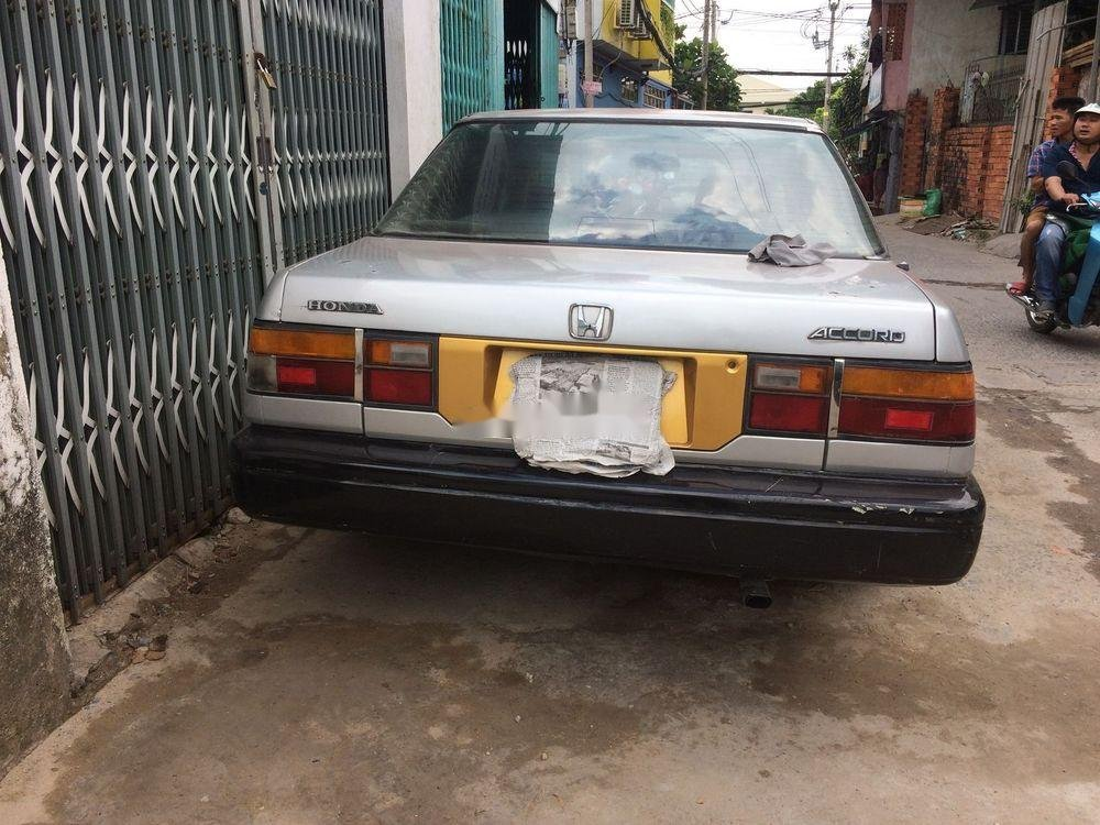Cần bán lại xe Honda Accord đời 1987, nhập khẩu nguyên chiếc  (5)