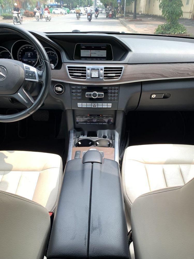 Xe Mercedes E200 đời 2015, màu đen (10)