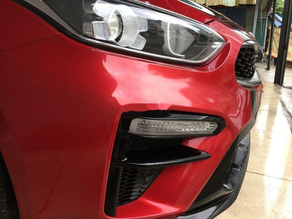 Bán xe Kia Cerato sản xuất năm 2019, màu đỏ, giá chỉ 647 triệu (4)