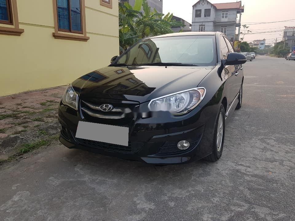 Xe Hyundai Avante sản xuất 2014, màu đen số sàn, 336tr (1)