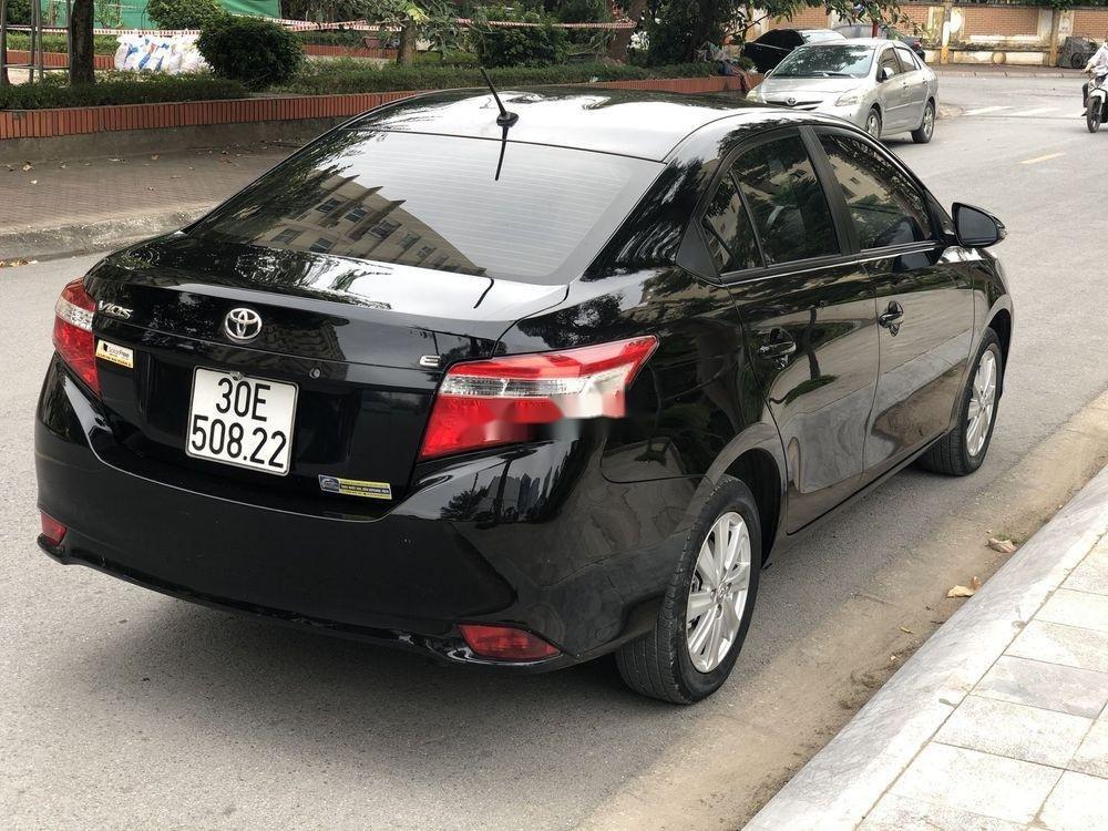 Bán xe cũ Toyota Vios 2017, màu đen số tự động (3)