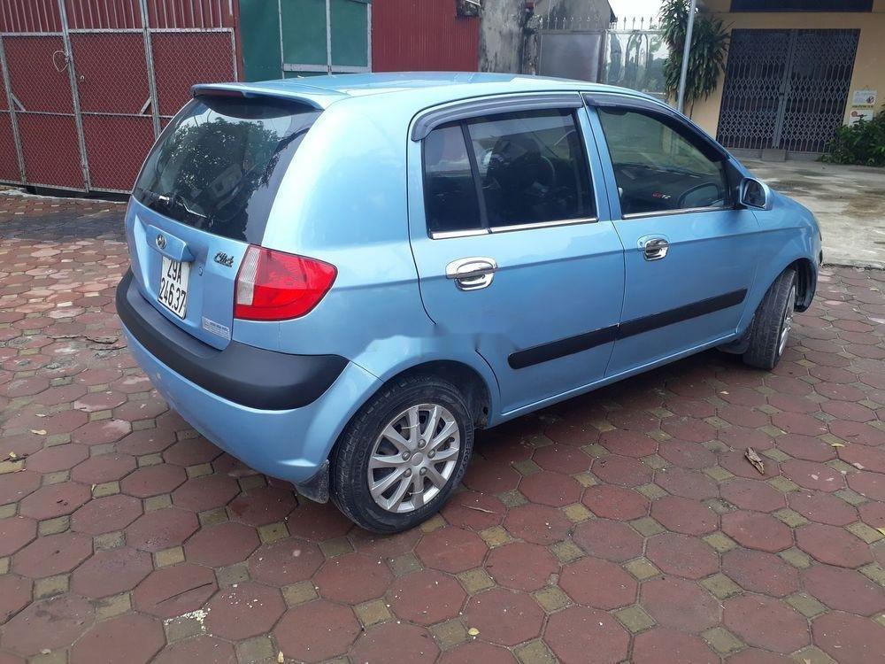 Xe Hyundai Getz MT năm sản xuất 2008, màu xanh lam, xe nhập (5)