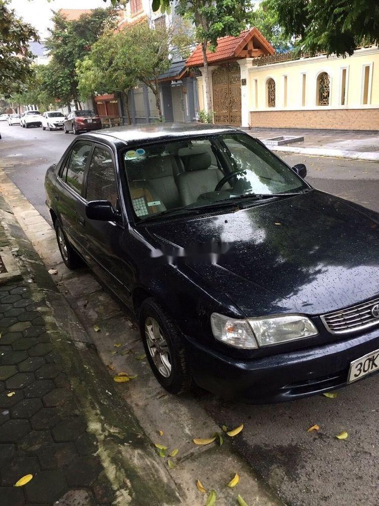 Cần bán gấp Toyota Corolla sản xuất năm 1998, màu đen, nhập khẩu, 170 triệu (3)