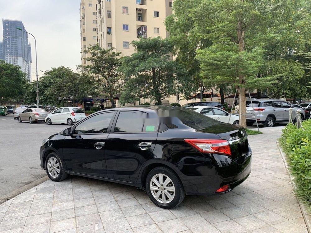 Bán xe Toyota Vios 1.5 G CVT sản xuất 2017, màu đen, giá 505Tr (3)