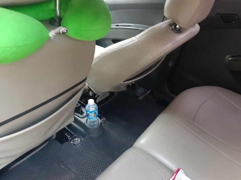 Bán Chevrolet Spark sản xuất 2015, màu xanh lam, 215tr (11)