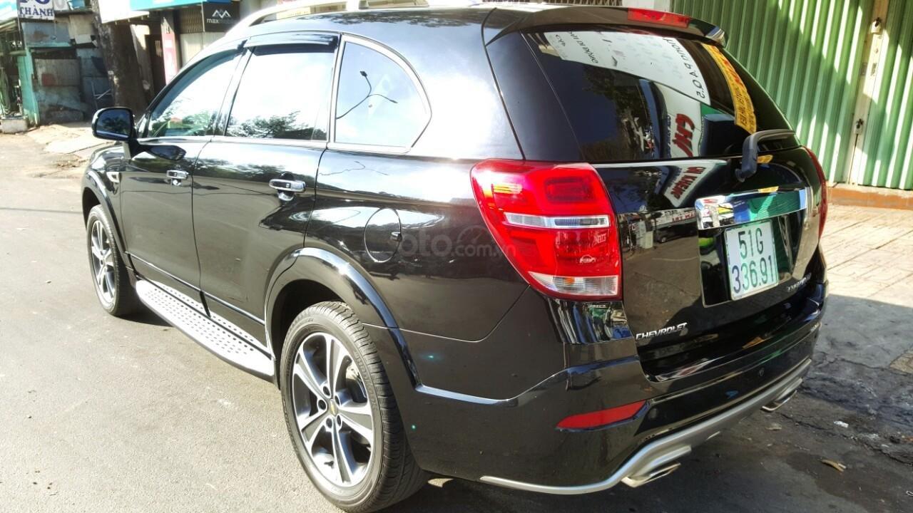 Bán ô tô Chevrolet Captiva LTZ đời 2017, màu đen, liên hệ chính chủ 0913992465 Thanh (4)