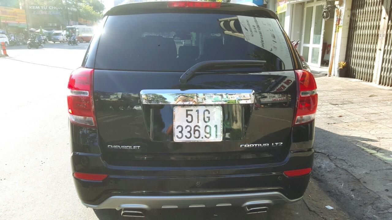 Bán ô tô Chevrolet Captiva LTZ đời 2017, màu đen, liên hệ chính chủ 0913992465 Thanh (5)