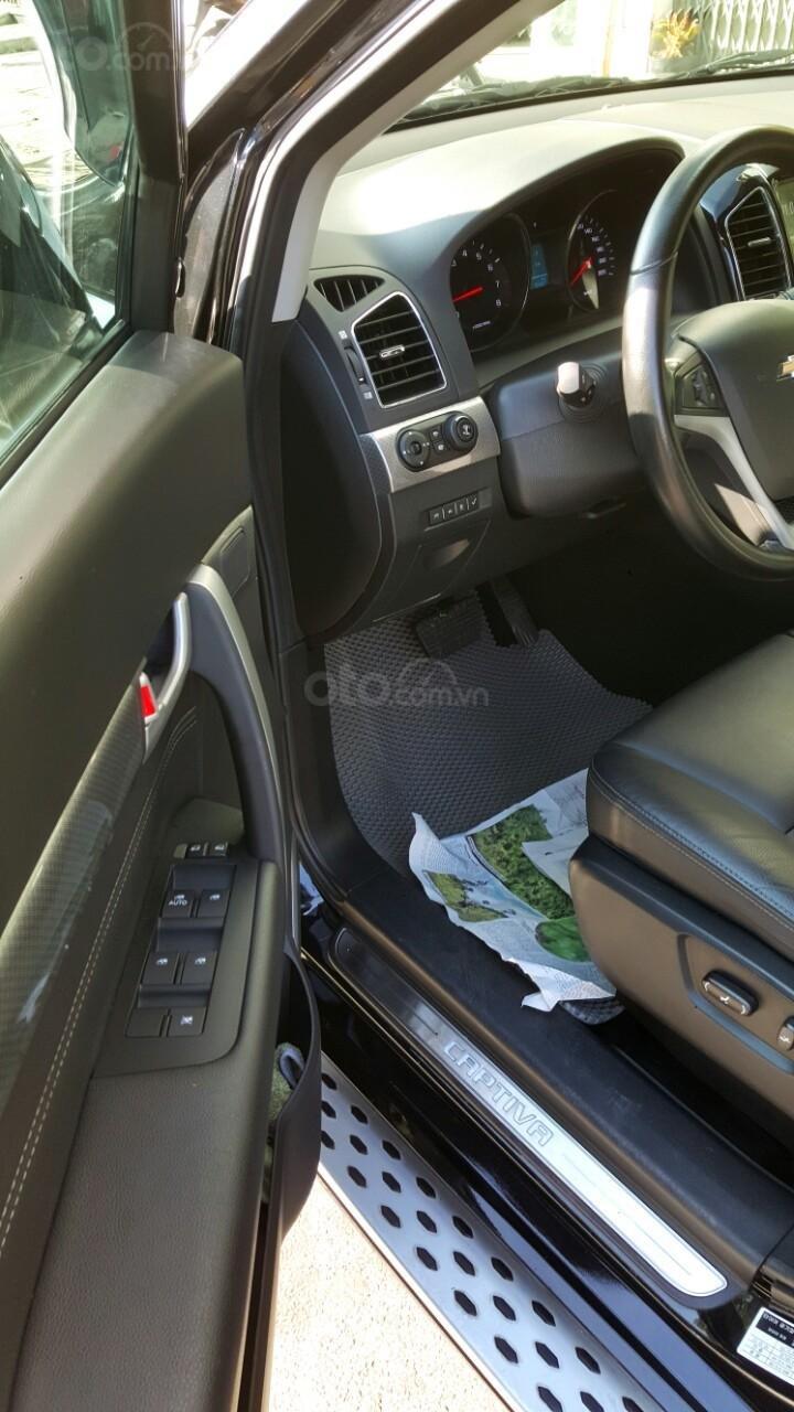 Bán ô tô Chevrolet Captiva LTZ đời 2017, màu đen, liên hệ chính chủ 0913992465 Thanh (6)