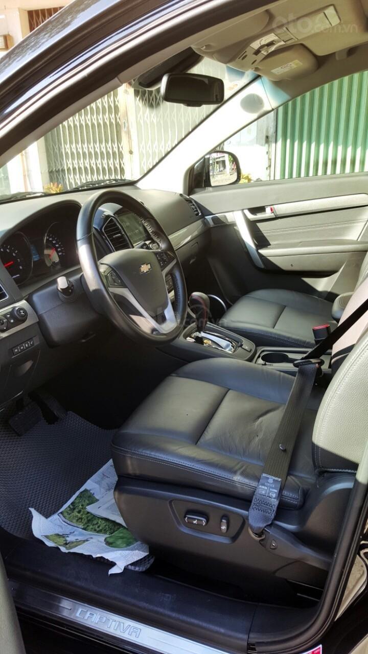Bán ô tô Chevrolet Captiva LTZ đời 2017, màu đen, liên hệ chính chủ 0913992465 Thanh (7)