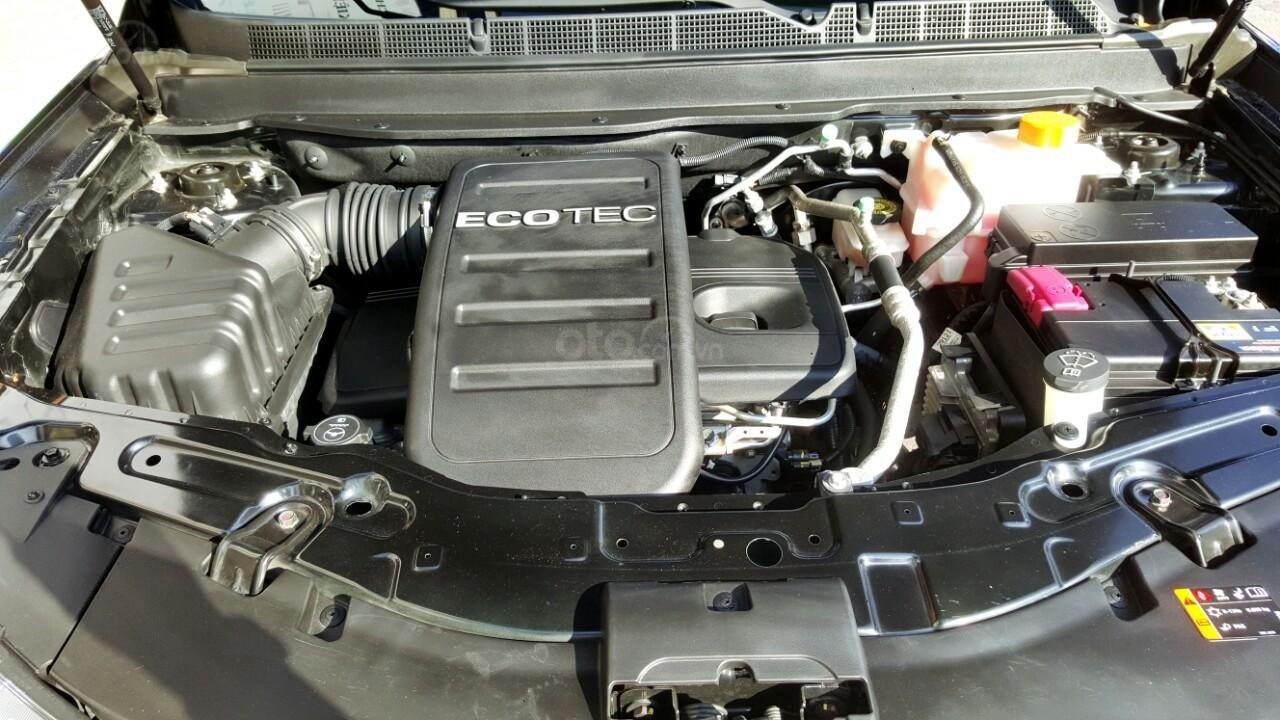 Bán ô tô Chevrolet Captiva LTZ đời 2017, màu đen, liên hệ chính chủ 0913992465 Thanh (11)