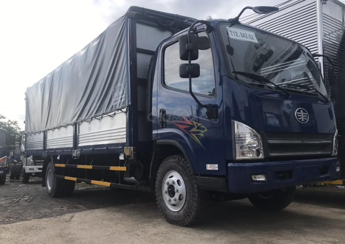 Xe FAW 7T3 máy Hyundai D4DB ga cơ- Chỉ 590 triệu, trả trước 150tr có xe (1)