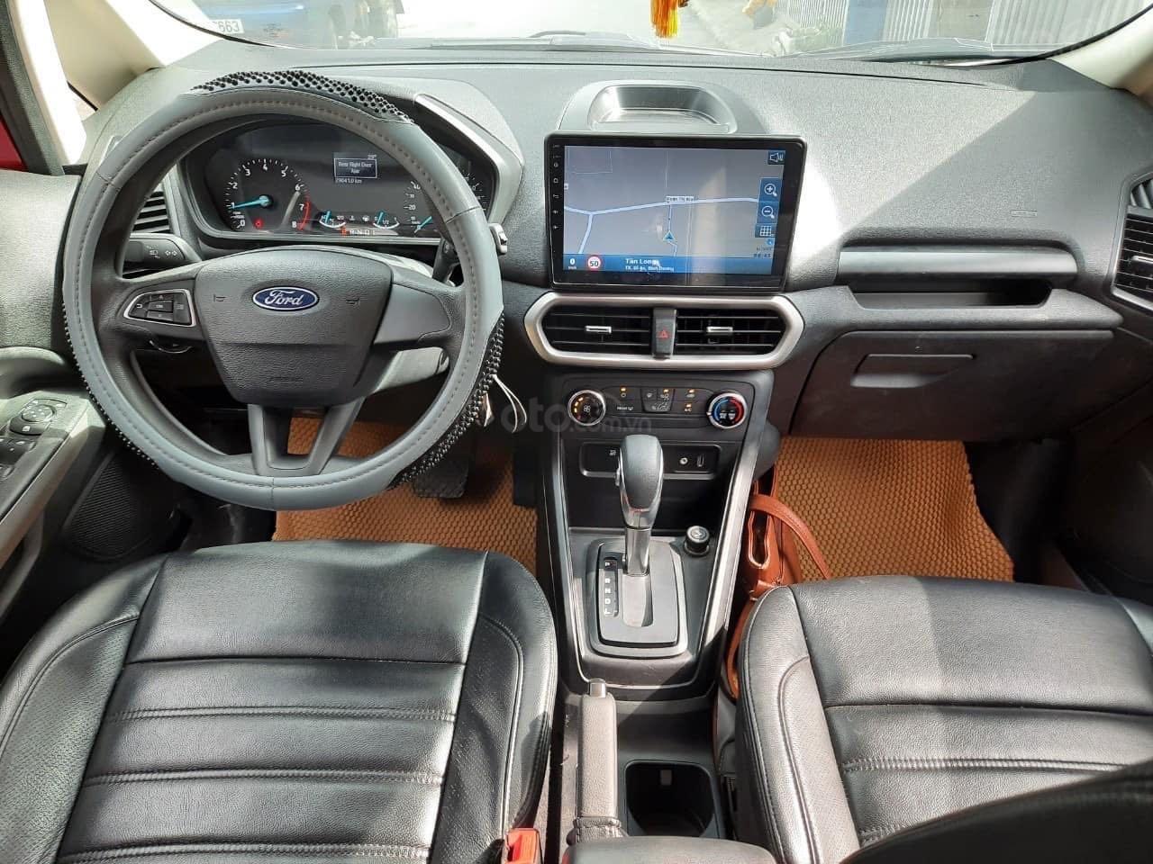 Cần bán Ford EcoSport đăng ký 2018, màu đỏ ít sử dụng, giá tốt 520 triệu đồng (6)