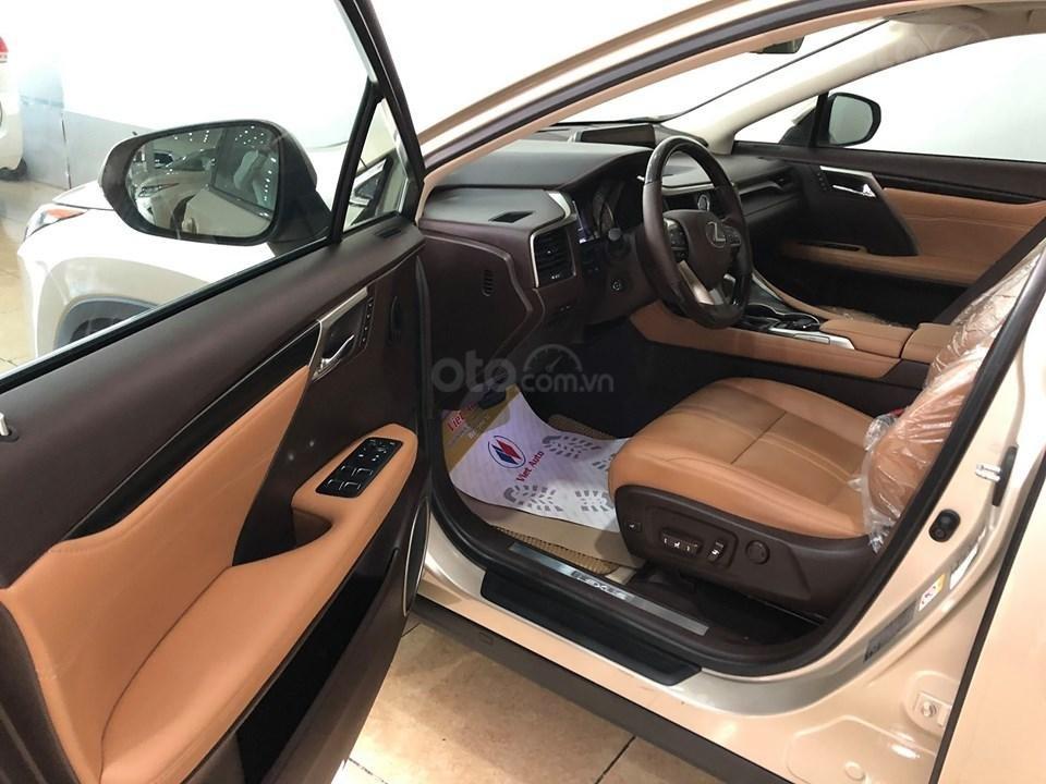 Bán Lexus Rx350 sản xuất 2016 màu vàng nội thất nâu da bò - call: 094.883.0000 (3)
