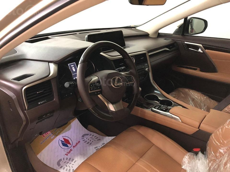 Bán Lexus Rx350 sản xuất 2016 màu vàng nội thất nâu da bò - call: 094.883.0000 (4)