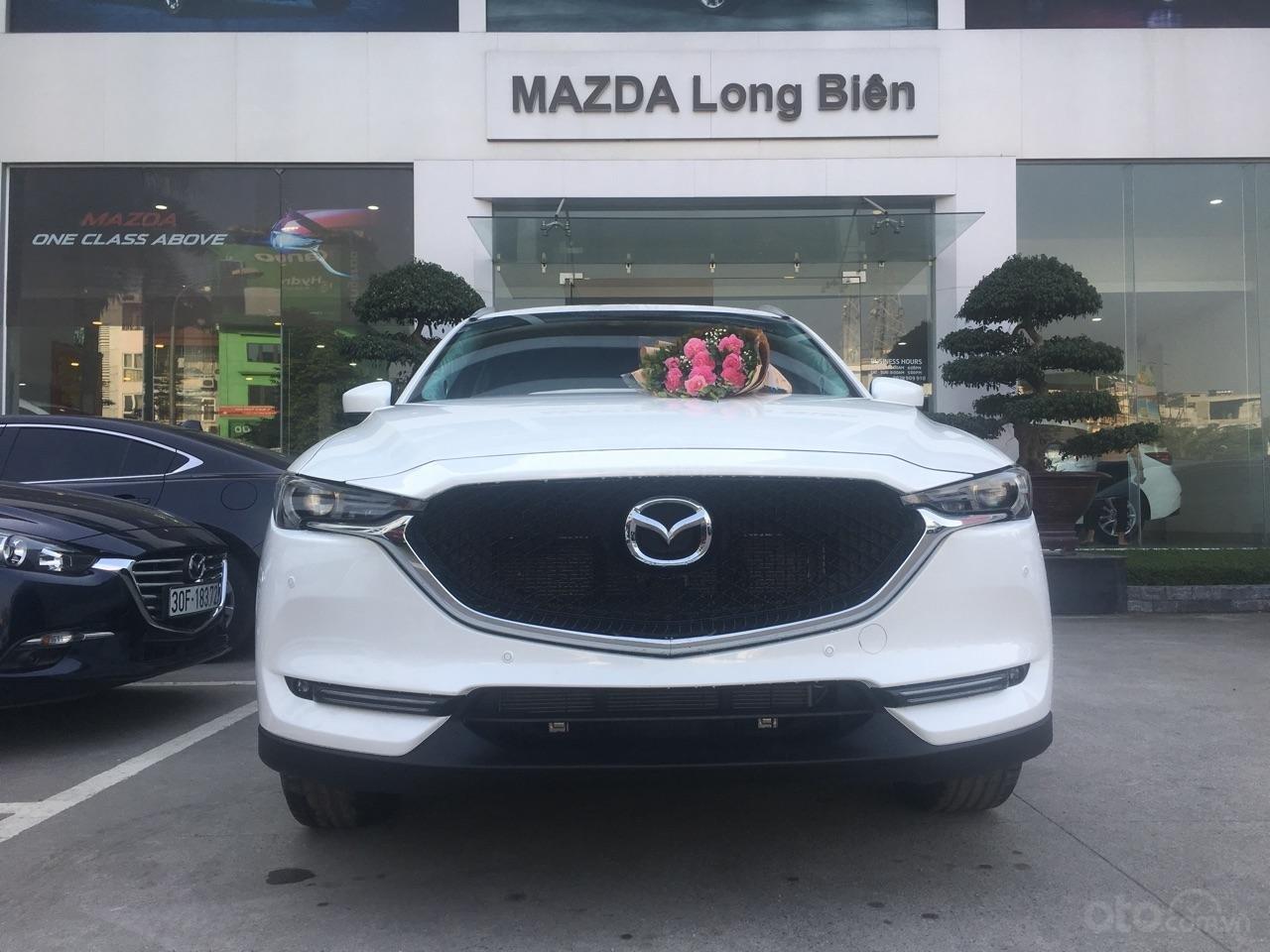 (Mazda Long Biên) Mazda CX5 2019- Ưu đãi khủng đến 100 triệu- thủ thục vay nhanh gọn lãi xuất 0%, đủ 7 mầu giao xe ngay (3)