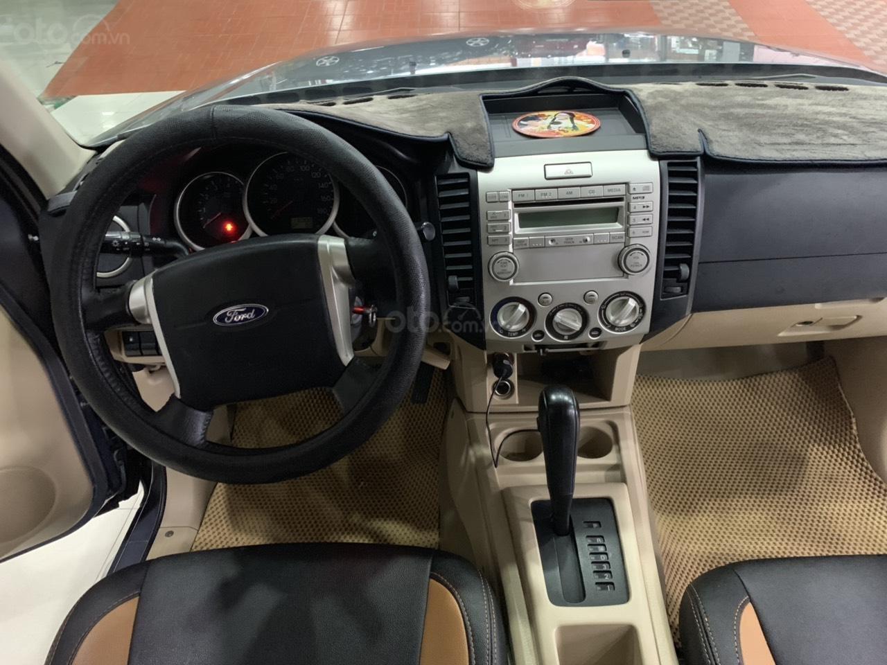 Cần bán xe Ford 2.5AT sản xuất 2010, giá cạnh tranh (5)