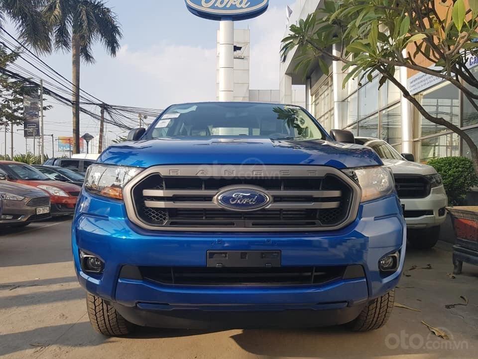 Điện Biên Ford bán Ford Ranger XLS AT năm sản xuất 2019, xe nhập, giá 650tr, tặng phụ kiện, LH 0974286009 (1)