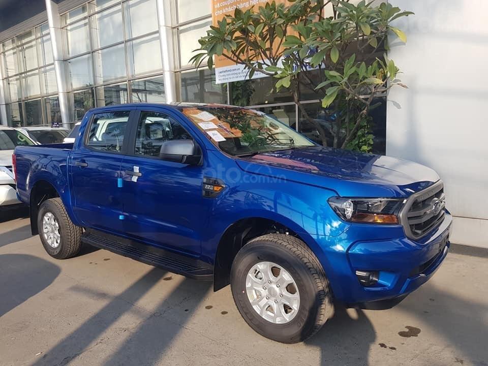 Điện Biên Ford bán Ford Ranger XLS AT năm sản xuất 2019, xe nhập, giá 650tr, tặng phụ kiện, LH 0974286009 (2)