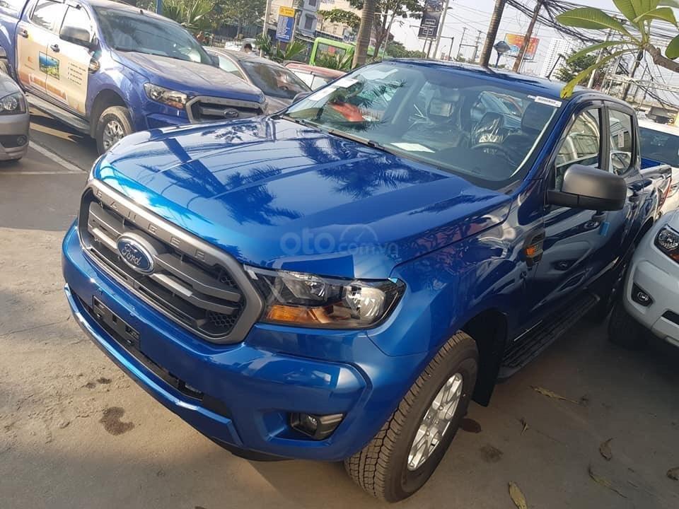 Điện Biên Ford bán Ford Ranger XLS AT năm sản xuất 2019, xe nhập, giá 650tr, tặng phụ kiện, LH 0974286009 (5)