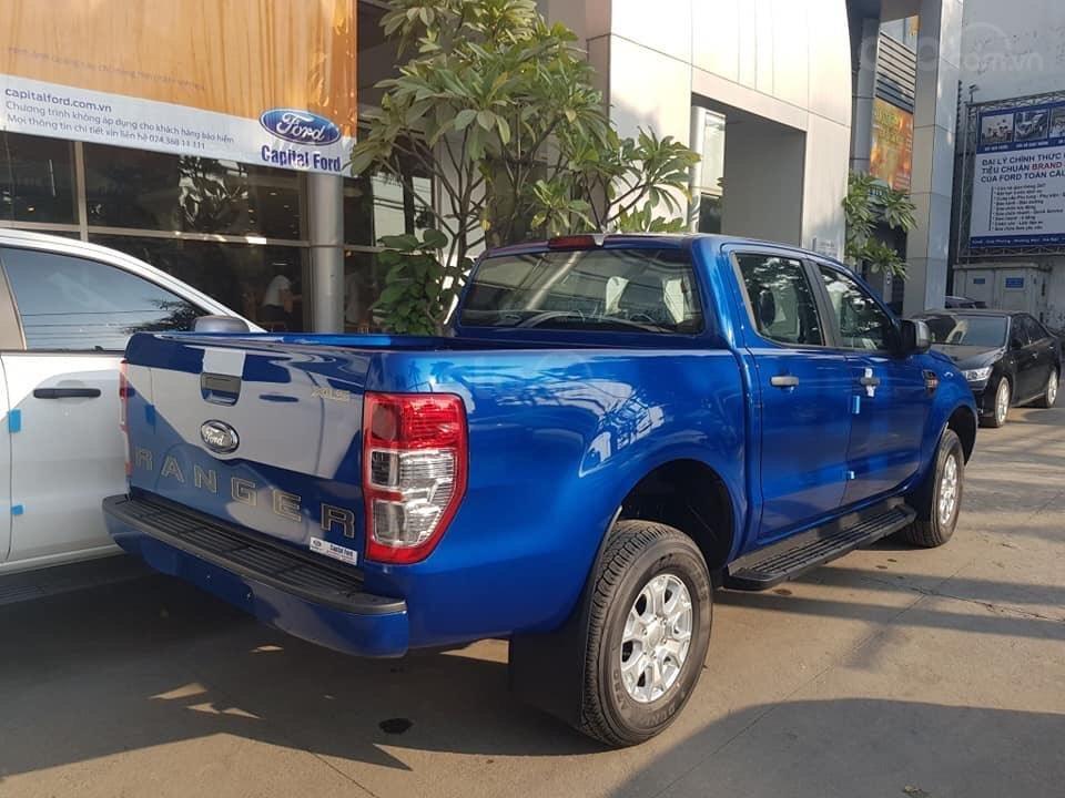 Điện Biên Ford bán Ford Ranger XLS AT năm sản xuất 2019, xe nhập, giá 650tr, tặng phụ kiện, LH 0974286009 (4)