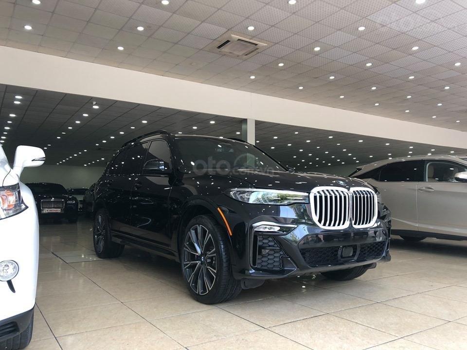 Cần bán BMW X7 X năm sản xuất 2019, màu đen, nhập khẩu nguyên chiếc (1)