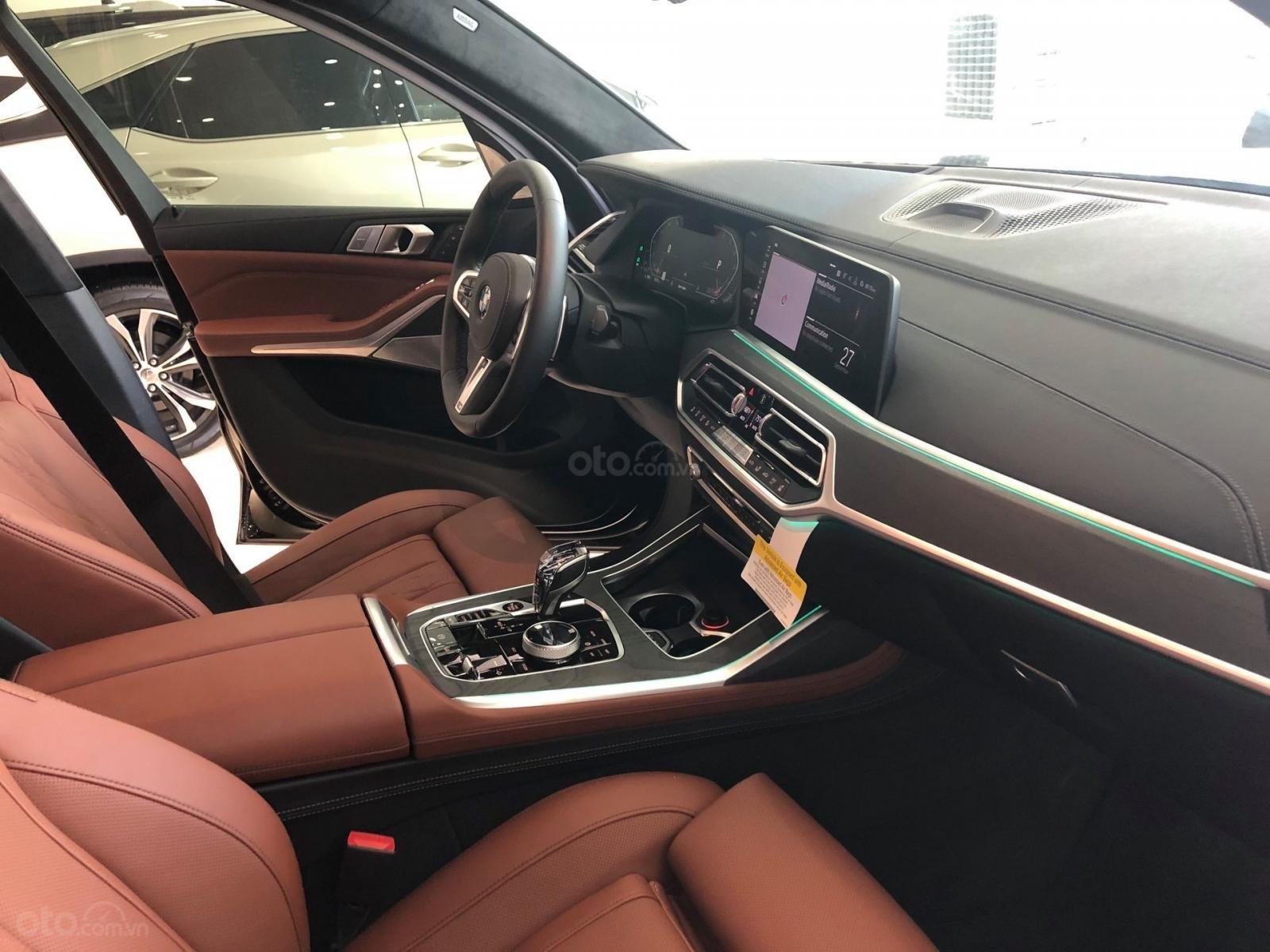 Cần bán BMW X7 X năm sản xuất 2019, màu đen, nhập khẩu nguyên chiếc (12)