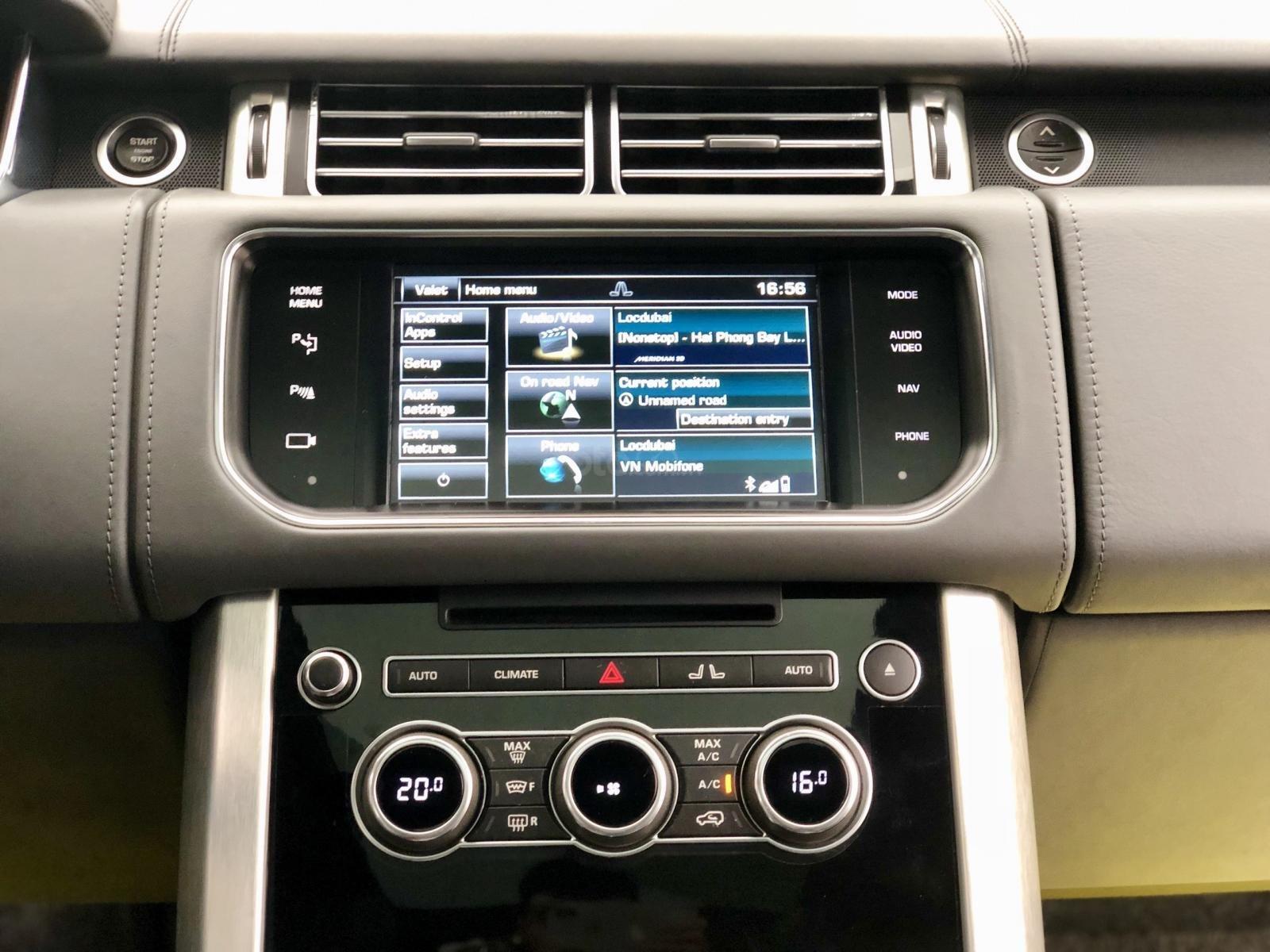 Bán Range Rover Black Edition SX 2015, siêu lướt giá tốt - LH Ms. Hương 094.539.2468 (10)