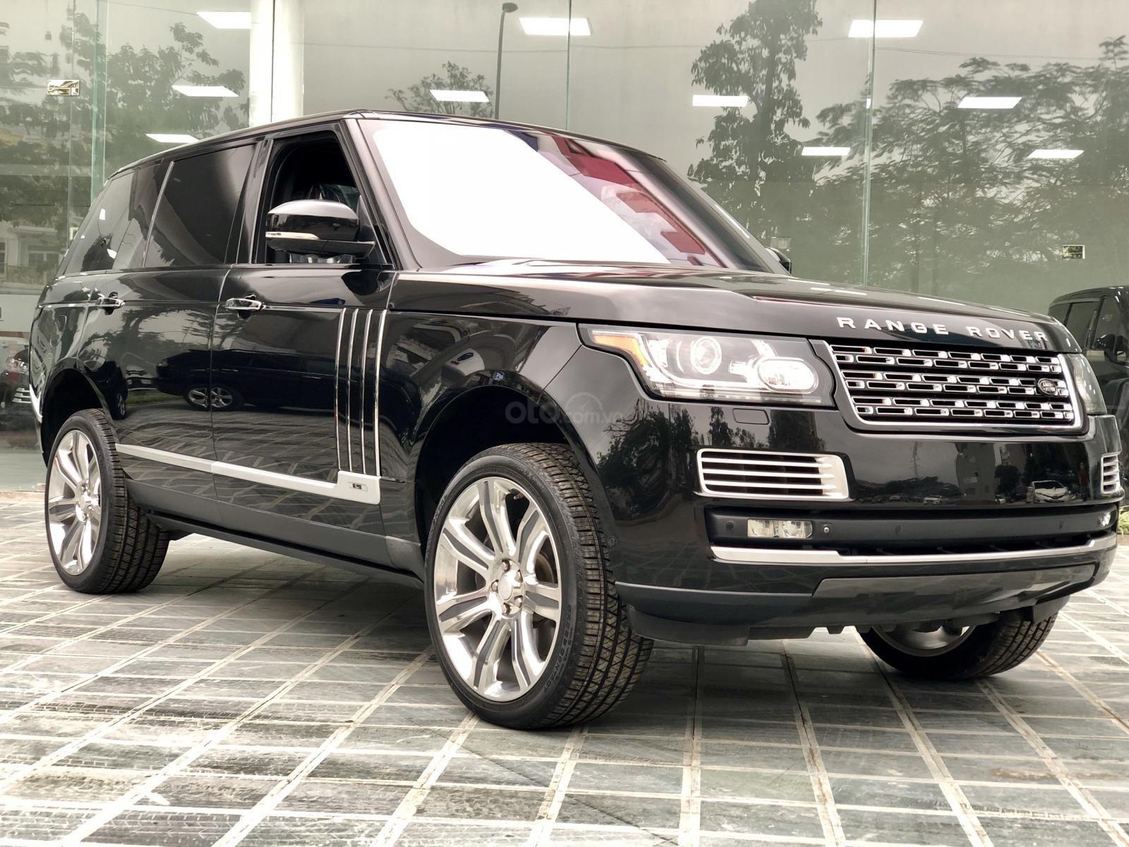 Bán Range Rover Black Edition SX 2015, siêu lướt giá tốt - LH Ms. Hương 094.539.2468 (3)