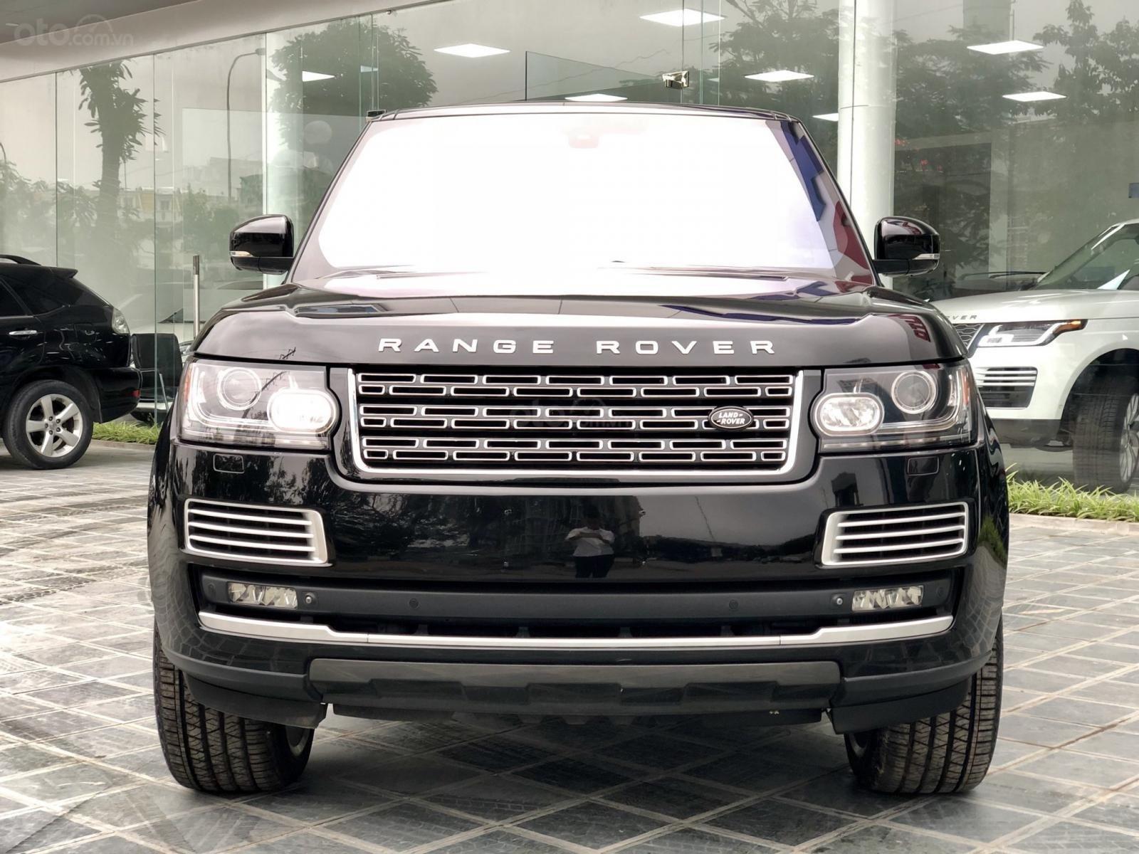 Bán Range Rover Black Edition sx 2015, siêu lướt giá tốt - LH Ms. Hương 094.539.2468 (2)